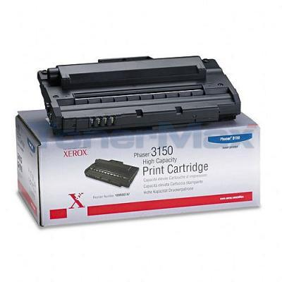 XEROX PHASER 3150 PRINT CARTRIDGE BLACK 5K